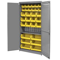 Security cabinet / storage / steel / secure