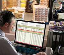 Maintenance management software / vehicle fleet / industrial