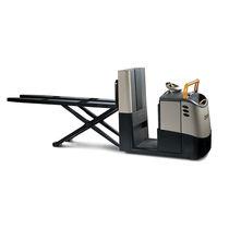 Scissor order-picker / electric / horizontal