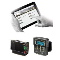 Universal data-logger / wireless / with screen / programmable