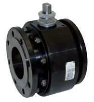 Floating ball valve / petroleum / carbon steel
