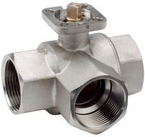 Ball valve / diverter / petroleum / for oil