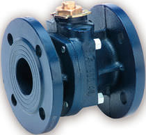 Ball valve / for fuel / for gas / cast iron