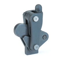 Steel toggle clamp / modular