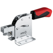 Horizontal toggle clamp / vertical