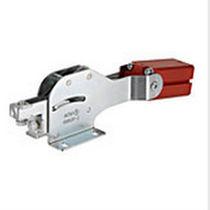 Pneumatic toggle clamp / horizontal