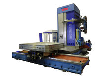 Manually-controlled boring mill / horizontal / 6-axis