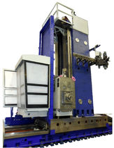 Conventional boring mill / manually-controlled / horizontal / 4-axis