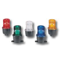 Steady beacon / LED / IP66 / low-profile