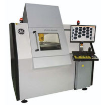 X-ray inspection machine / for printed circuit boards
