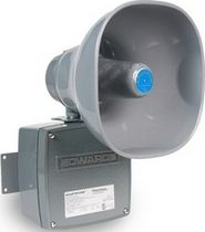 Portable loudspeaker / for hazardous areas