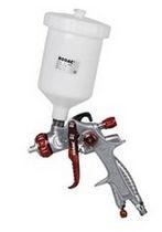Spray gun / for paint / manual / gravity feed