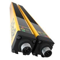 Type 4 safety light curtain / multibeam / through-beam / IP65