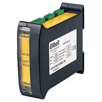 Safety relay / 1 NC / 2 NO / DIN rail
