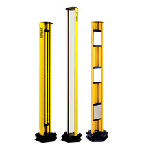 Floor mounting column / for light curtain