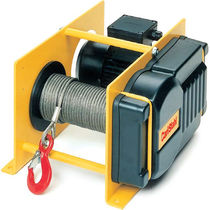 Electric winch / lifting / pulling / compact