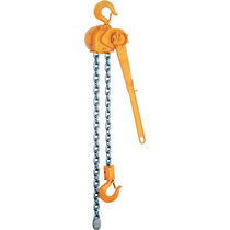 Lever chain hoist / low headroom