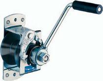 Manual winch / lifting / compact / wall-mounted