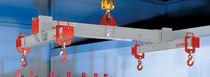 Industrial spreader beam / H-shaped / adjustable