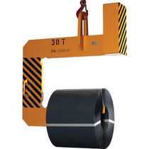 Lifting hook / type C / for coils / for heavy-duty loads