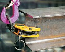 Beam lifting clamp / vertical / manual