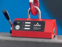 Permanent lifting magnet / manual / compact
