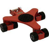 Heavy load moving skate / rotary / 360°