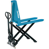 Hand pallet truck / handling / for lifting / scissor