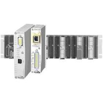 DIN rail PLC / with integrated I/O / management