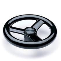 Operating handwheel / spoked / plastic