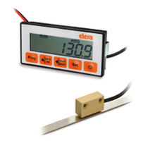 Linear measuring system / angular / magnetic