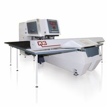 CNC punching machine / hydraulic / for metal sheets / free-standing