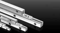 Guide rail / fiberglass-reinforced polyester / roller / ball