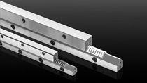 Guide rail / steel / roller