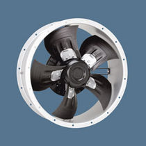 Axial fan / air conditioning / EC / explosion-proof