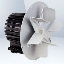 Centrifugal fan / exhaust / EC / industrial