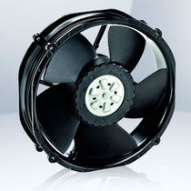 PC fan / axial / cooling / compact