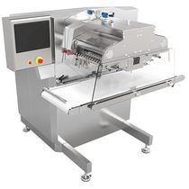One-shot depositor / for the food industry