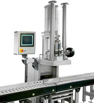 Vibratory weighing filling machine / solids