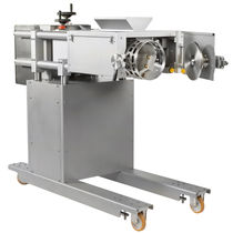 Automatic depositor / for the food industry