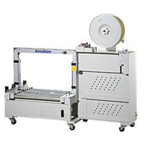 Lateral strapping machine / automatic