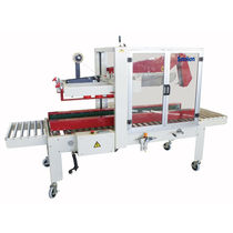 Multi-flap case sealer / adhesive tape / automatic
