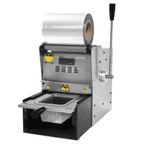 Linear tray sealer / manual