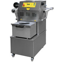 Linear tray sealer / semi-automatic