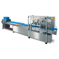 Linear tray sealer / automatic