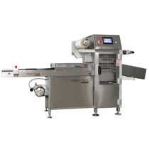 Linear tray sealer / automatic / multi-line