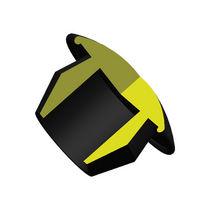 Round cap / EPDM / protective