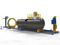 Submerged arc welding system / AC / automatic