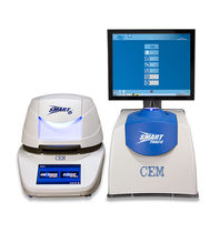Moisture analyzer / food / benchtop / laboratory
