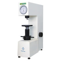 Rockwell hardness tester / bench-top / superficial / for coatings